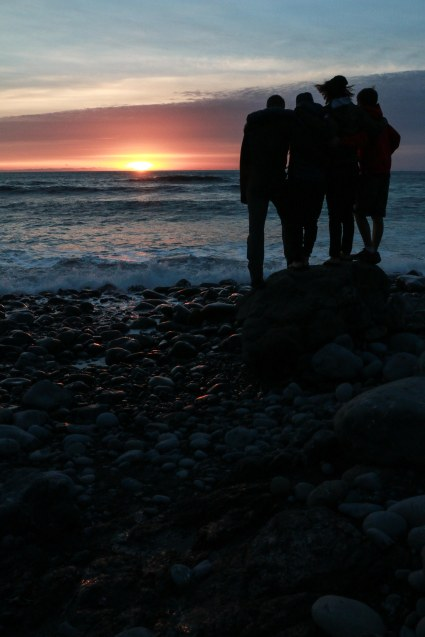 i2P Lost Coast Youth Ambassadors, Northern California Coast