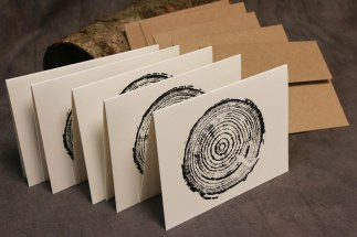 Tree Print Stationery